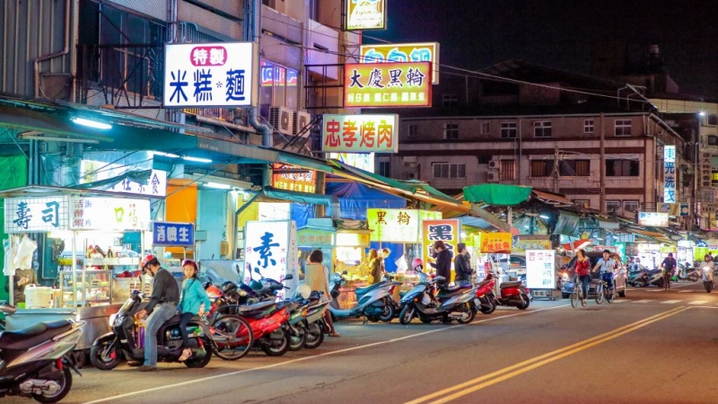 Zhongxiao <br>Night Market