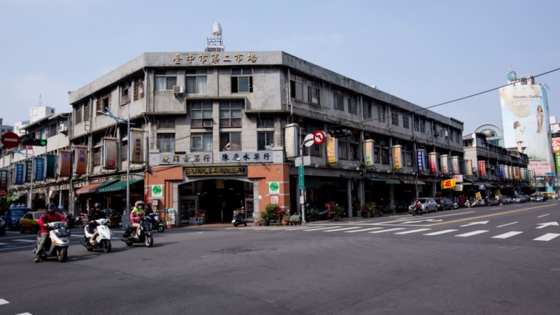 Taichung City <br>Second Market